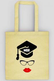 Pani magister - eko torba