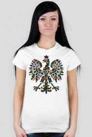 Orzeł - koszulka damska
