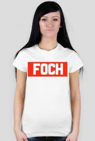 FOCH - koszulka damska
