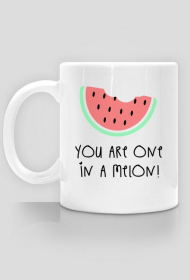 YOU ARE ONE IN A MELON! - KUBEK