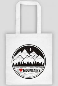 I LOVE MOUNTAINS - EKO TORBA