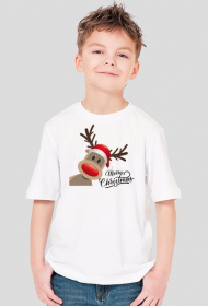 Merry Christmas - koszulka dziecięca