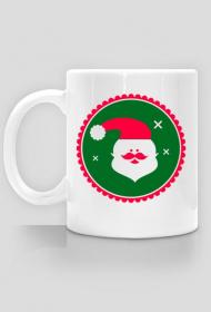Santa Claus - kubek na święta