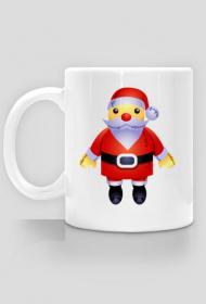 Mikołaj - kubek na święta