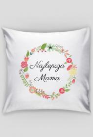 Najlepsza mama- poduszka