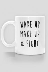 Wake up make up - kubek dla kobiet