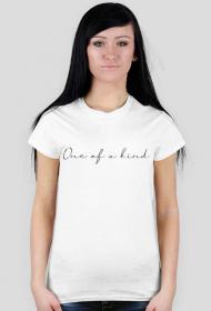 One of a kind - koszulka damska