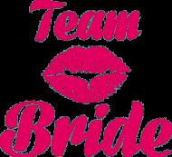 Team Bride - koszulka na wieczór panieński