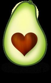 Avocado - koszulka damska