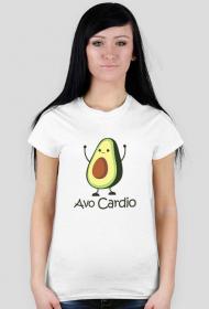 Avocardio - koszulka damska