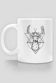 Deer - kubek