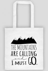 The mountains are calling - eko torba
