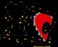 Miłość 1 - kubek na Walentynki dla par puzzle