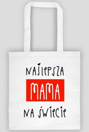 Najlepsza mama na świecie - eko torba