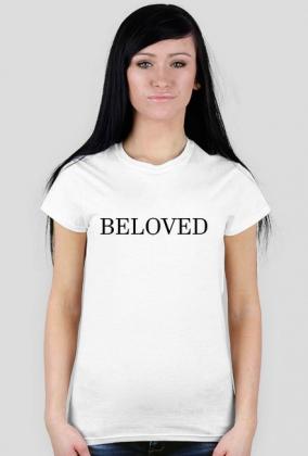 BELOVED - koszulka damska