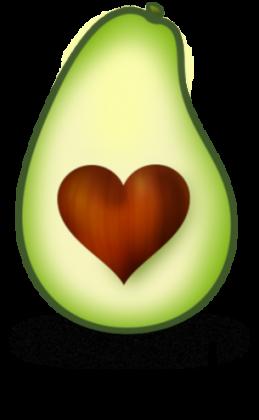 Avocado - kubek