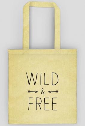 Wild and free - eko torba