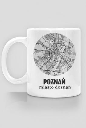 Plan miasta Poznań - kubek