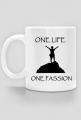 ONE LIFE - ONE PASSION - KUBEK