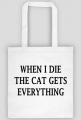 Cat - eko torba