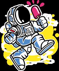 iMaSz Koszulka Astronauta #1