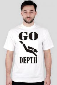 GO DEPTH WHITE