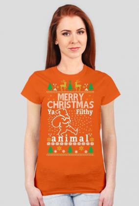 Wesołych świąt... zwierzaku !