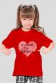 Koszulka kocham Cię babciu