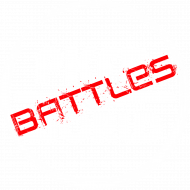 PKFR.WORLD Battles shirt (White logo)