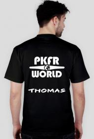 Thomas' shirt
