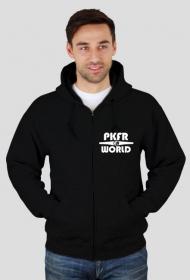 PKFR.WORLD Zip hoodie