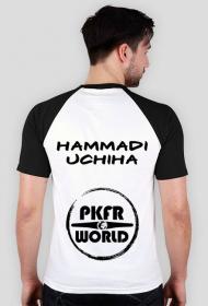 Hammadi's multicolor shirt