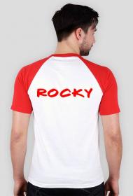 Rocky's multicolor shirt