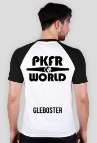 Gleb's multicolor shirt