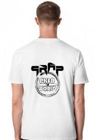 Grap's shirt white