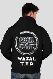 Wazal's Zipped Hoodie