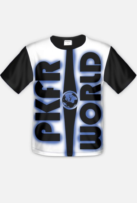 Full print shirt - Classic - Blue