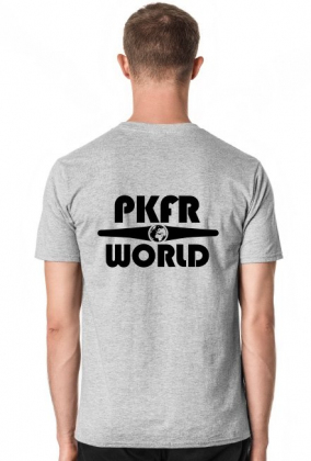 "PKFR.WORLD T-shirt ""Balint"""