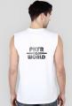 PKFR.WORLD sleeveless shirt