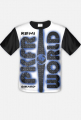 Remi's full print shirt