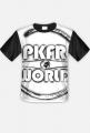 Full print shirt - Round - White