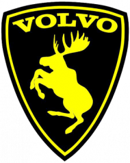 Miś Volvo Fan