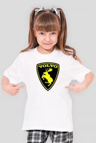 Koszulka dziecięca Volvo Fan