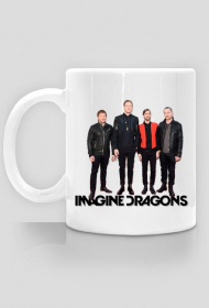 IMAGINE DRAGONS kubek