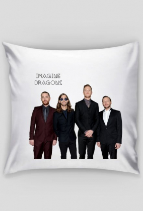 IMAGINE DRAGONS poduszka