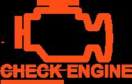 LOGO CHECK ENGINE