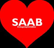 Koszulka damska - Kocham SAABa