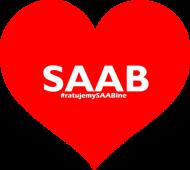 Misiek Kocham SAABa