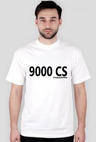 9000CS - czarny napis