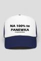 """Czapka """"NA 100% to PANEWKA"""""""
